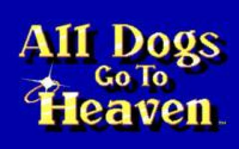All Dogs Go To Heaven - title cover