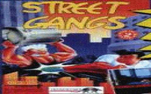 River City Ransom - Street Gangs - title cover