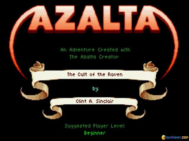 Azalta - title cover