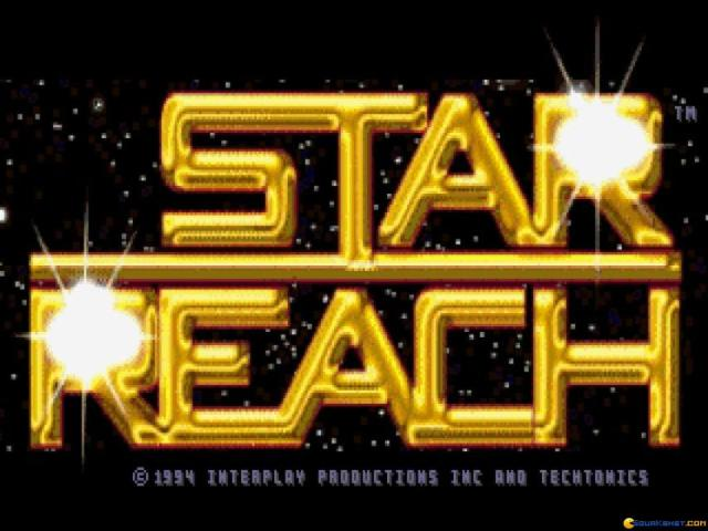 Space Federation - Star Reach - title cover
