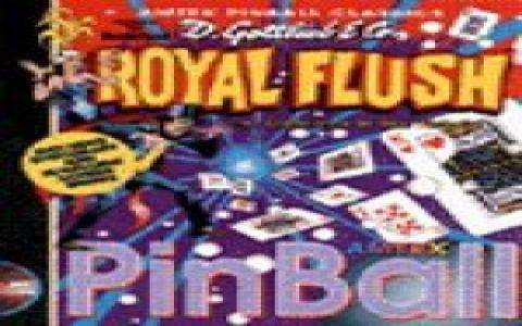 Royal Flush Pinball - title cover