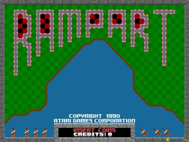 Rampart - game cover