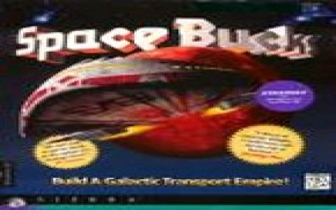 Space Bucks - title cover