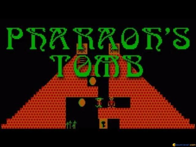 Pharaoh's Tomb - game cover