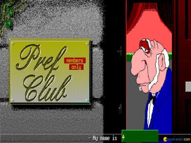 Pref Club - title cover