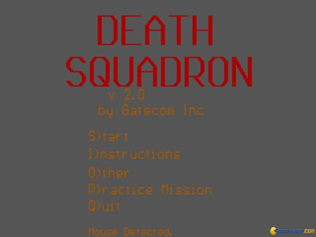Death Squadron - Chopper Commando 2 - title cover