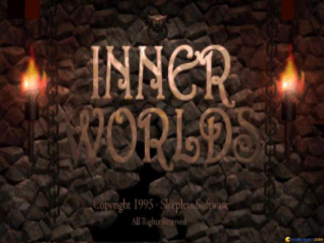 Inner Worlds - title cover