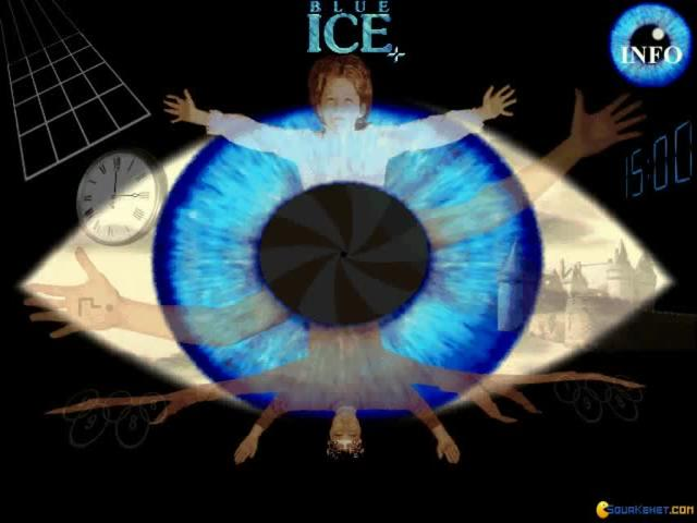 Blue Ice - title cover