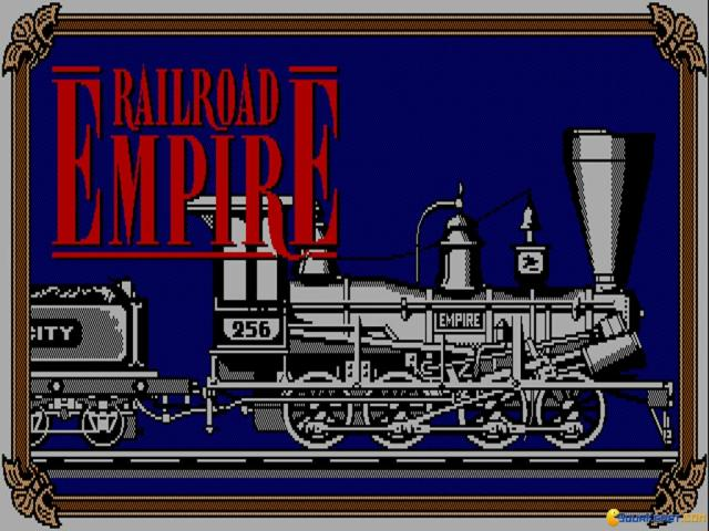 Railroad Empire - game cover