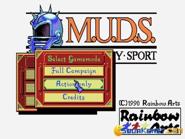 M.U.D.S. - title cover