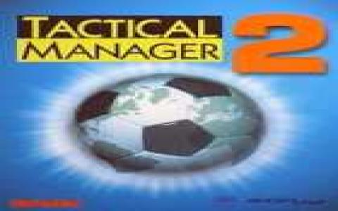 Tactical Manager 2 - title cover