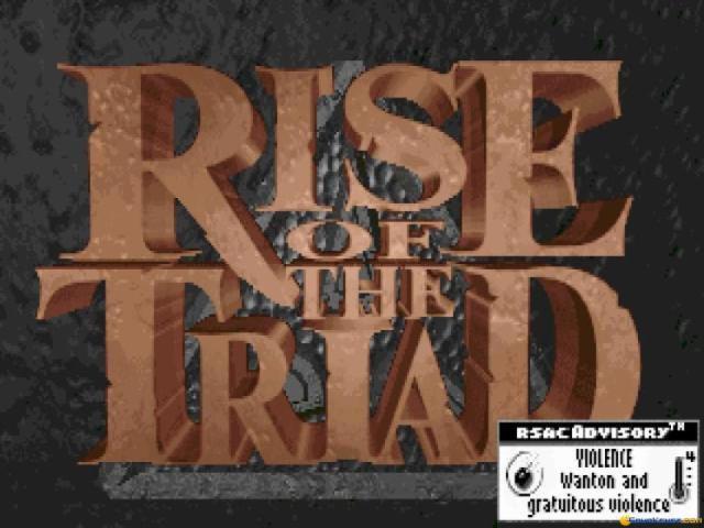 Rise of the Triad - game cover