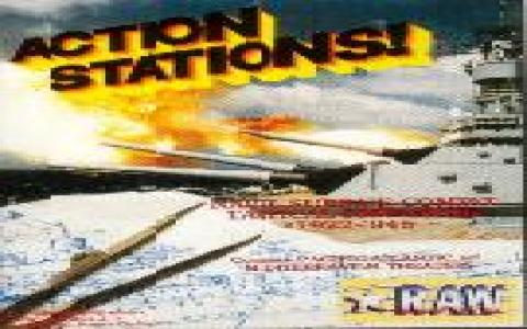 Action Stations! - title cover