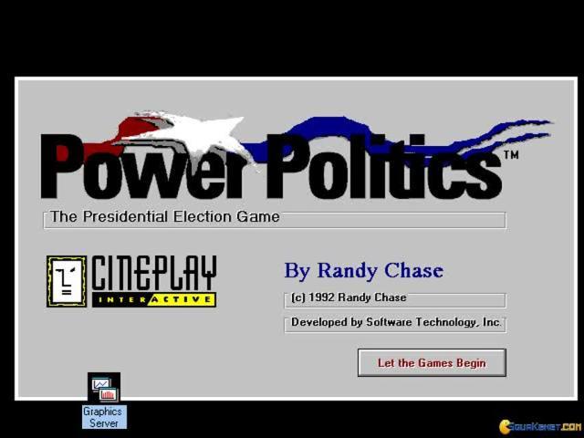 Power Politics - title cover