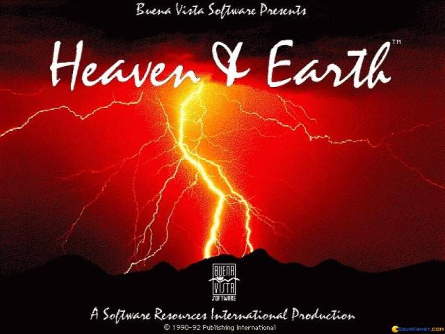 Heaven And Earth - title cover