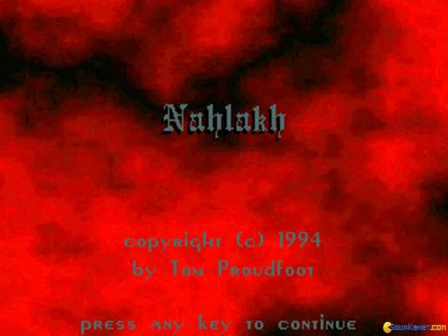 Nahlakh - title cover