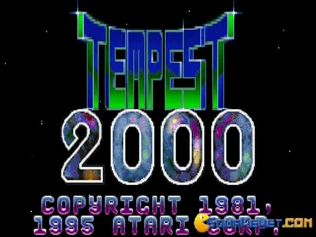Tempest 2000 - title cover
