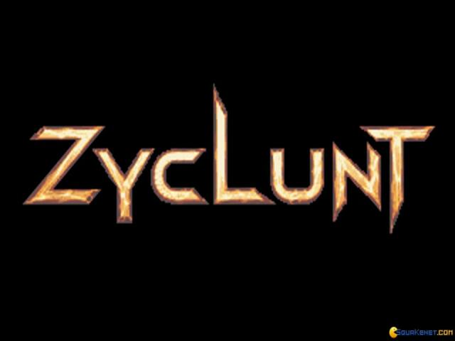 Zyclunt - Blade Warrior - game cover
