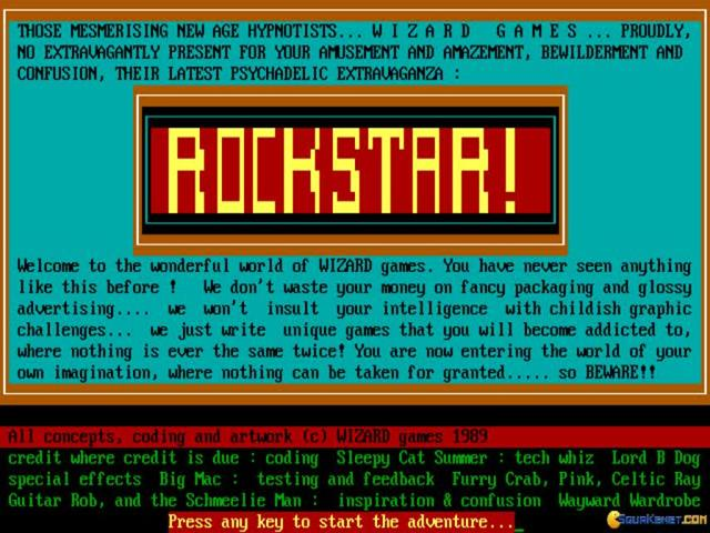 Rockstar - title cover