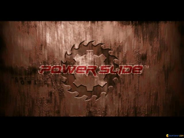 Powerslide - game cover