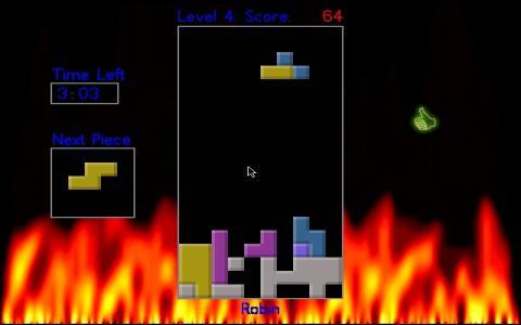 Alizarin Tetris - Atris - title cover