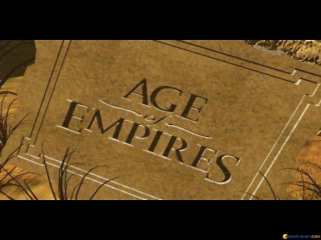 Age of Empires - title cover