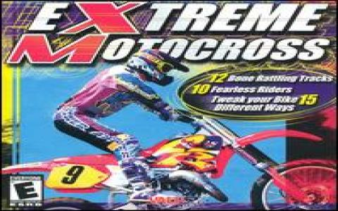 Extreme Motocross - title cover