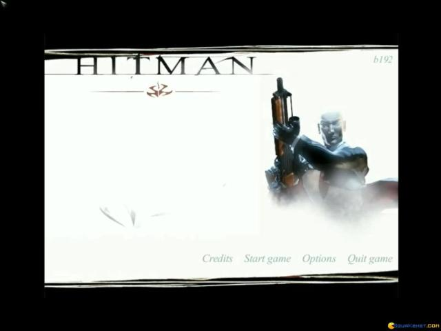 Hitman: Codename 47 - game cover