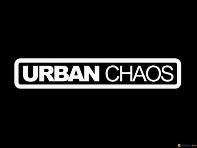 Urban Chaos - game cover