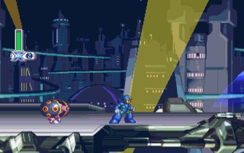 Mega Man X4 download PC