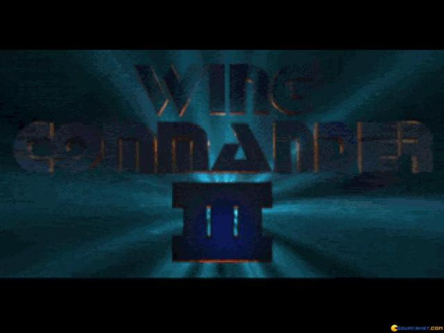 Wing Commander 3: Heart of The Tiger - title cover
