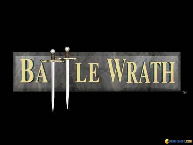 Battle Wrath - title cover