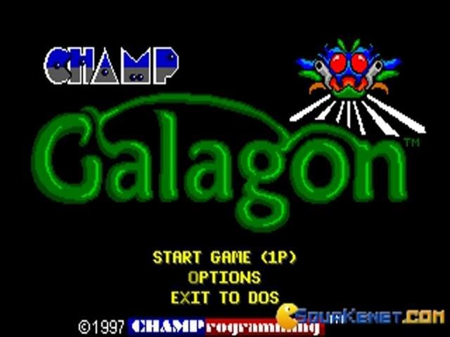CHAMP Galagon - title cover