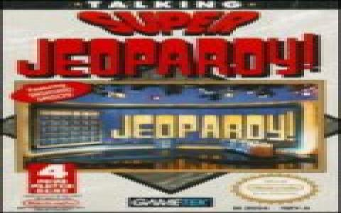Super Jeopardy! - title cover