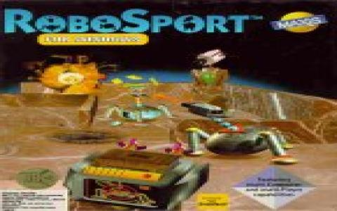 Robosport for Windows - title cover