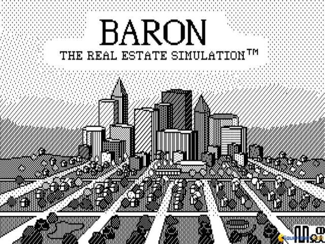 Baron: The Real Estate Simulation - title cover