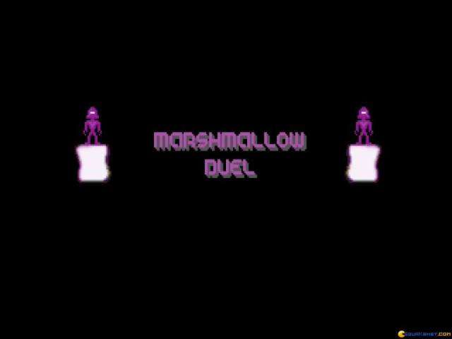 Marshmallow Duel - game cover