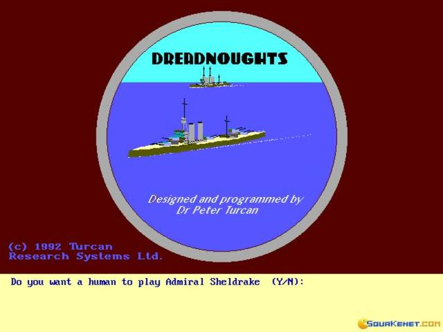 Dreadnoughts - title cover