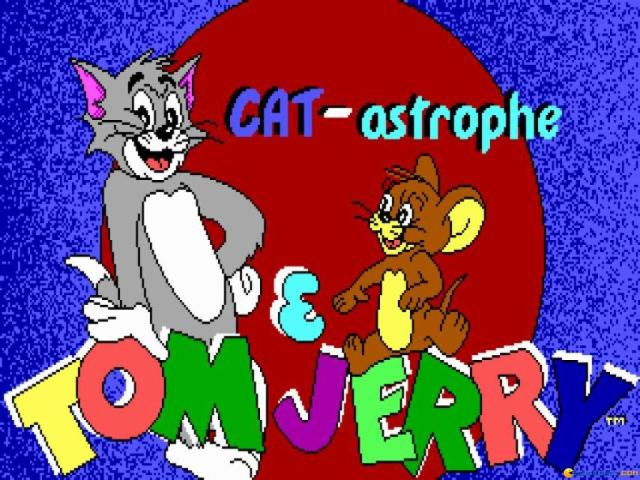 Tom & Jerry: Yankee Doodle CAT-astrophe - title cover