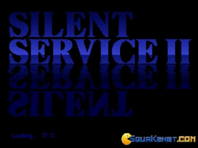 Silent Service 2 - game cover