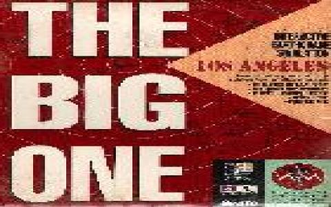 Big One - game cover