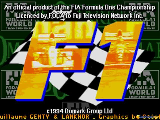 F1 - title cover