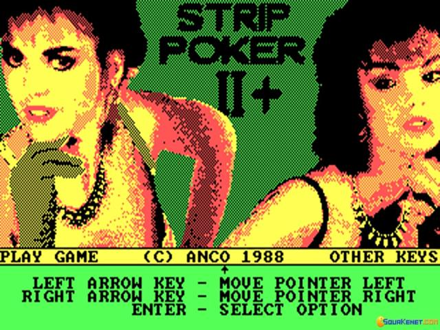 Strip Poker 2 Plus - game cover