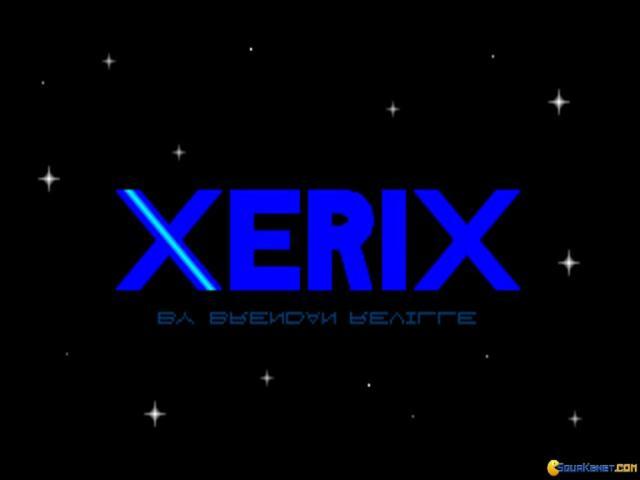 Xerix - title cover