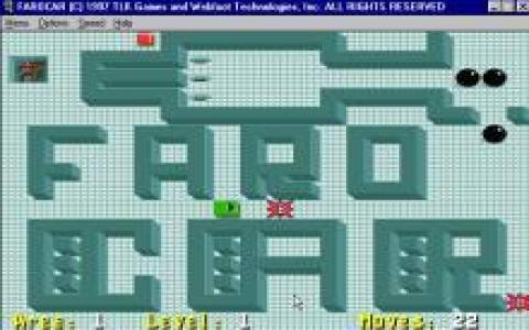 Farocar - game cover