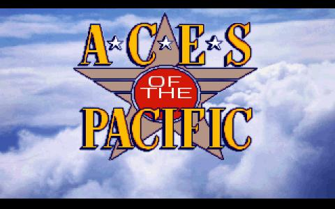 Aces of the Pacific - game cover