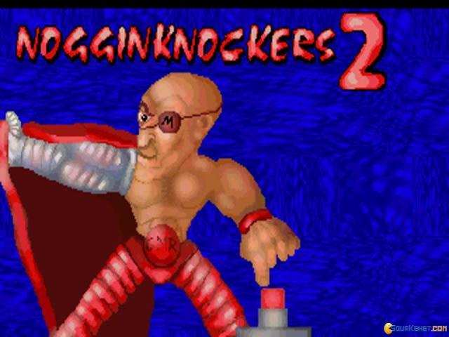 Noggin Knocker 2 - title cover