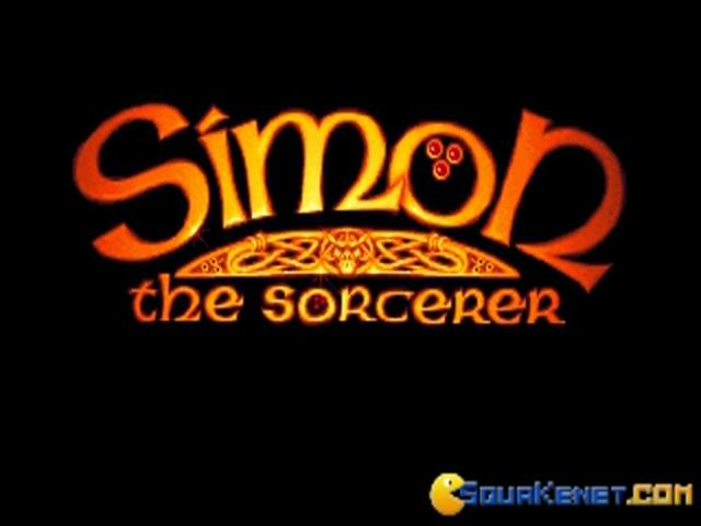 Simon the Sorcerer - title cover