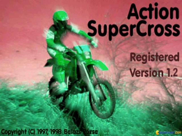 Action SuperCross - title cover
