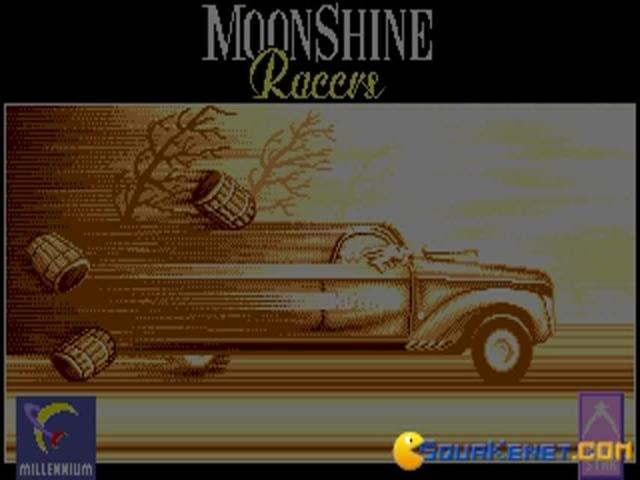 Moonshine Racers - title cover